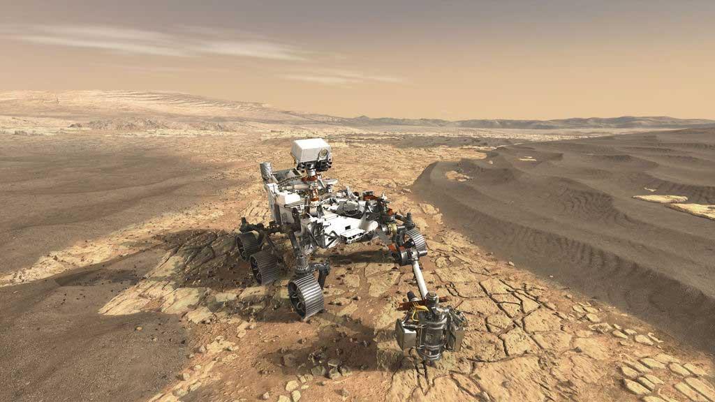 NASA's Mission Mars 2020